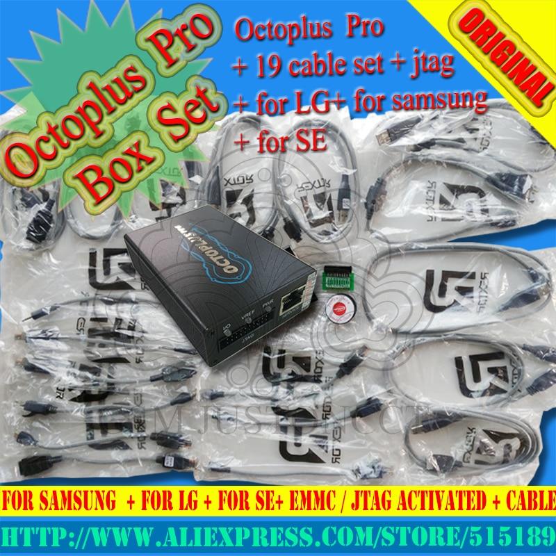 Good Buy 2018 Original New OCTOPLUS PRO BOX for sam and lg +se +
