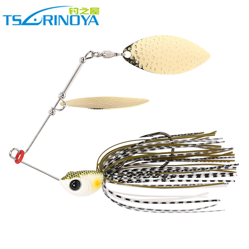 SPINNER BAIT 10g Spinner Buzzi Bait bait fishing lure spoon Fresh Water Shallow Water Bass Minnow spinnerbait lures 10pcs lot 0 8g spinner fishing lure bait spoon swisher buzzbait bass minnow crank popper vib spinnerbait lures tackle barb pesca