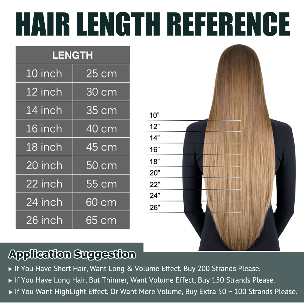 062d5c4310 FOREVER HAIR Straight 100% Remy Human Nano Ring Hair Extensions 0.8g/s 16