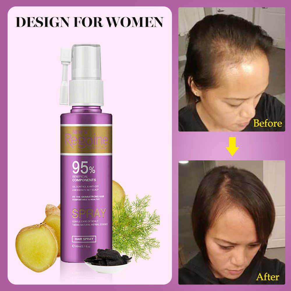 Óleo de tratamento de crescimento do cabelo para anti perda de cabelo essência rápida e grossa sobrancelhas de cabelo suporte natural tratamento de cabelo saudável para mulher