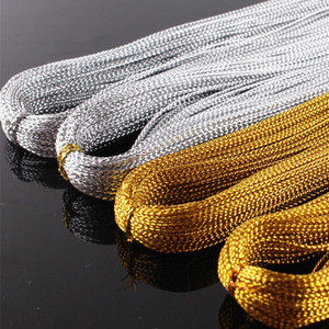 90 Meters Thickness 1MM Gold a