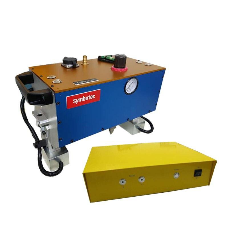 Hand Cnc Stainless Steel Tube Marking Machine Micro Percussion Marking Machine Small Engraver Machine