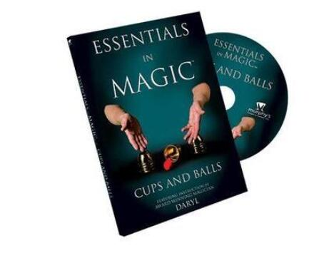 Daryl - Essentials In Magic Cups And Balls Magic Tricks