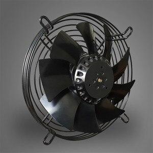 200mm 380V AC Fan Stainless St