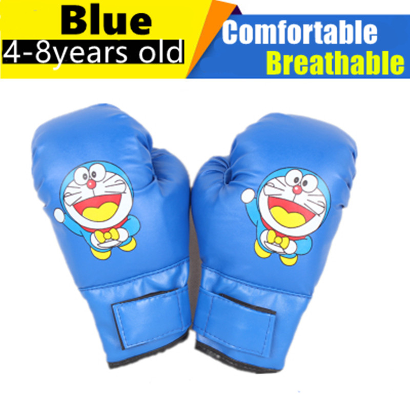 Muay Thai Half Mitts Sparring Boxing Gloves Grappling Punching Bag