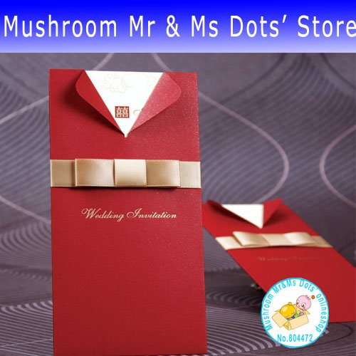 Online Buy Wholesale creative wedding invitation from China – Cool Invitation Cards