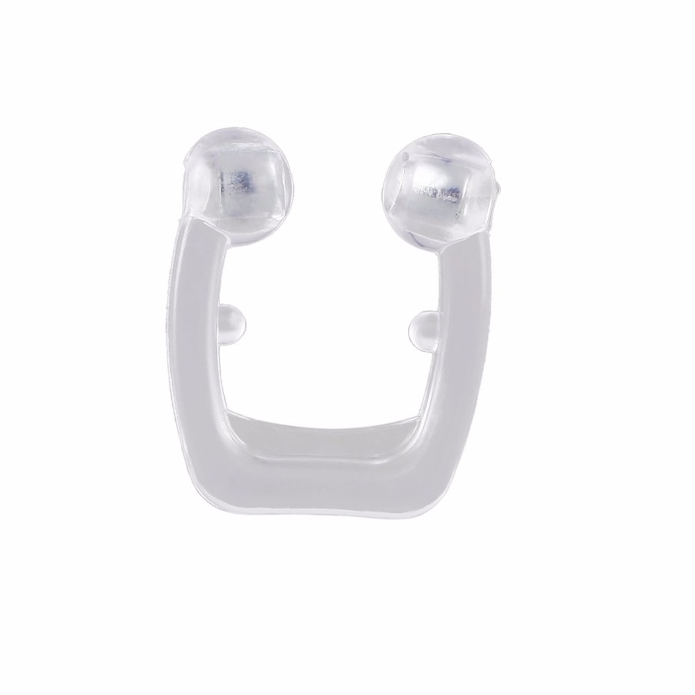 Relieve Snoring Nose Snore Stopping Breathing Apparatus Congestion Devices Ventilation Portable Soft Health Silicone Nasal