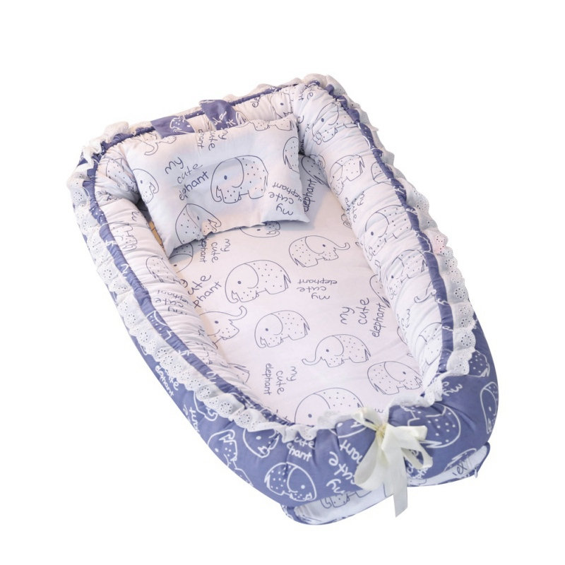 Cotton Crib Soft Baby Bed Mattress Cover Protector Cartoon Newborn Bedding For Cot