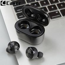 Близнецы Bluetooth наушники для Doogee S60 S80 S30 X30 Y8 S55 Mix S90 X5 Max Pro Чехол Беспроводные наушники power Bank Box