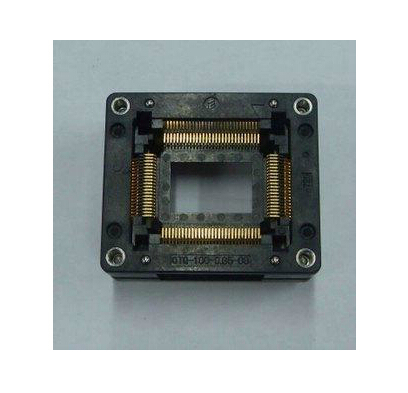 OTQ-100-0.65-03 IC test block/adapter/test bench/Burn-in import block adapter ic51 0562 1387 adapter tsop56 test burn