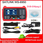 ws-6950 sat finder dvb-s Satlink WS6950 3.5