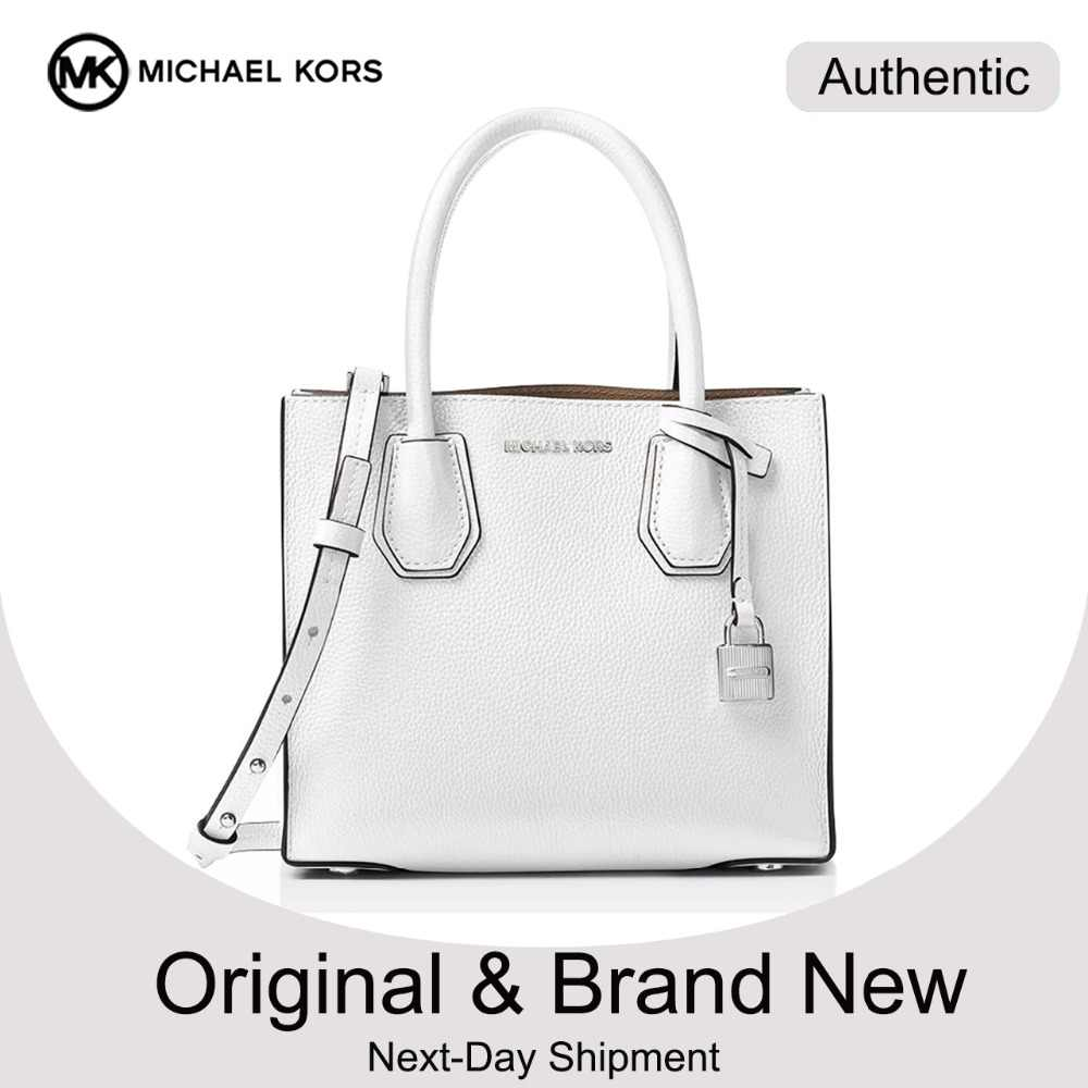 461c093d8626 Detail Feedback Questions about Michael Kors Mercer Pebble Leather  Crossbody Luxury Handbags For Women Bags Designer by MK on Aliexpress.com |  alibaba group