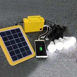 Image 2 - 2ワット6 12v有線太陽電池多結晶シリコンpet + eva積層ミニ太陽電池パネルソーラー屋外電源
