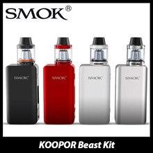 เดิม80วัตต์SMOK KOOPORสัตว์ชุดที่มีKOOPORมินิV2 TCสมัยและSmok B Ritสัตว์ถัง3.5มิลลิลิตรบุหรี่อิเล็กทรอนิกส์สูบไอ