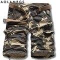 Camo Casual Pantalones Cortos Para Hombre Culturismo Trunks Deportivos Gymshark Camuflaje Cargo Shorts 2016 Summer Alta Calidad Playa Corto Homme