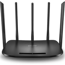1300Mbs AC Dual Band TP LINK Wireless WIFI Router Repeater WDS QoS Extender Gigabit Router TP-LINK WDR6500 2.4GHz+5GHz Booster(China (Mainland))