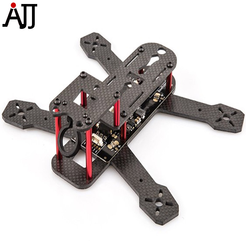 BeeRotor Ultra 180 FPV Racing Quadcopter Frame Carbon Fiber with PDB Board U180