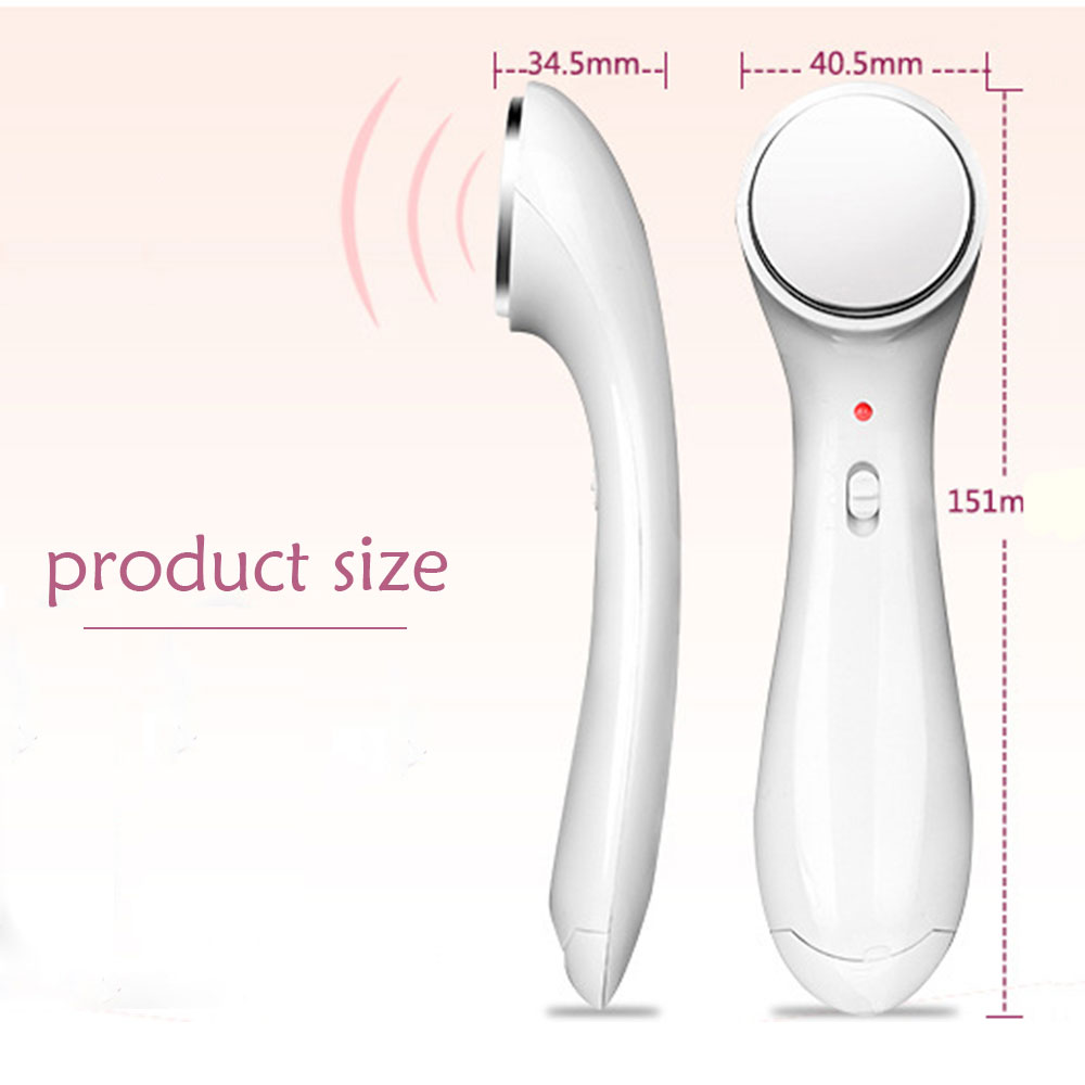 Anti-Wrinkle Skin Tightening Machine Made Of ABS And Stainless Steel Material