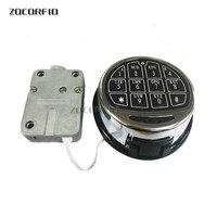 Электронный замок электронный Сейф замок для банкоматов для безопасного оружия/сейф/vault