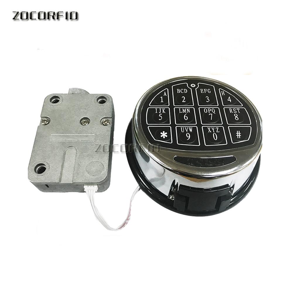 electronic Security lock Electronic Safe ATM lock for gun safe/ safe box/ vault цены онлайн