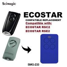 Hormann Ecostar RSE2 RSC2 controle remoto compatível. 433,92 mhz garagem Crawford/controle de relé sem fio/código grabber