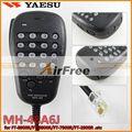 БЕСПЛАТНАЯ ДОСТАВКА MH-48 DTMF Спикер Микрофон для YaesuFT-8800R FT-7800R FT-2900R FT-7900R FT-8900R FT-1900R Динамик Микрофон MH-48A6J