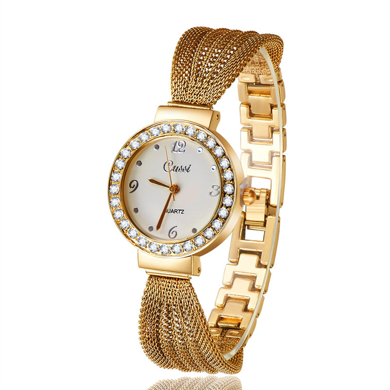 3b8c20bfc458f 2019 new design watch for women luxury fashion quartz female lady watch hot  sale fashion stainless steel wrist watches relogios-in Women s Watches from  ...