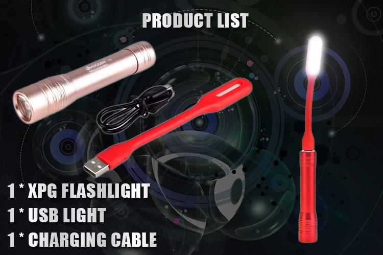 LED USB ngân hàng 12