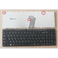NEW Russian Keyboard For IBM LENOVO Ideapad G575 G570 Z560 Z560A Z560G Z565 G570AH G570G G575AC