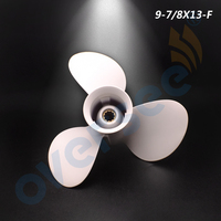 Oversee 664 45949 02 el size 9 7 8x13 propeller for yamaha 30hp 25hp outboard engine.jpg 200x200