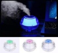 Mais novo LED Night Light USB umidificador de ar ultra seco elétrico proteger USB umidificador noite pérola abajur