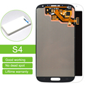 New Arrival Rushed 10 Pcs Lcd Display Touch Screen Digitizer Assembly For Samsung S4 I9500 I9505 Free Dhl Shipping