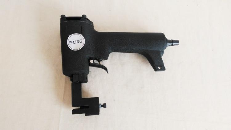 Pneumatic Air Punch Flange Tool Sign Punching Gun Metal Folding Machine air hole punching tools