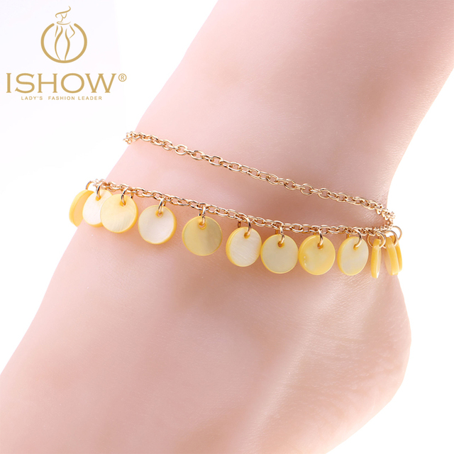 Parfait Hot selling femme woman anklets foot jewelry leg jewelry ankle  VB63