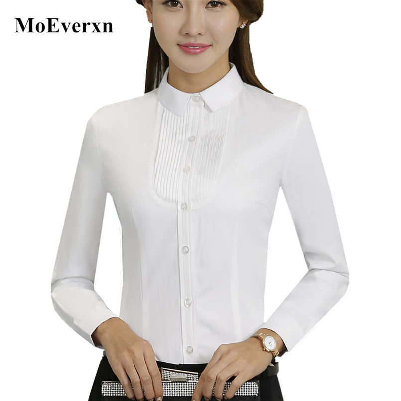Compare Prices on White Work Shirts Women- Online Shopping/Buy Low ...