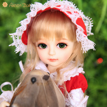 AI Aileen Doll Gaby BJD SD Dolls 1/6 Body Model Girls Boys High Quality Toys Shop Resin Figures Full Set цена и фото