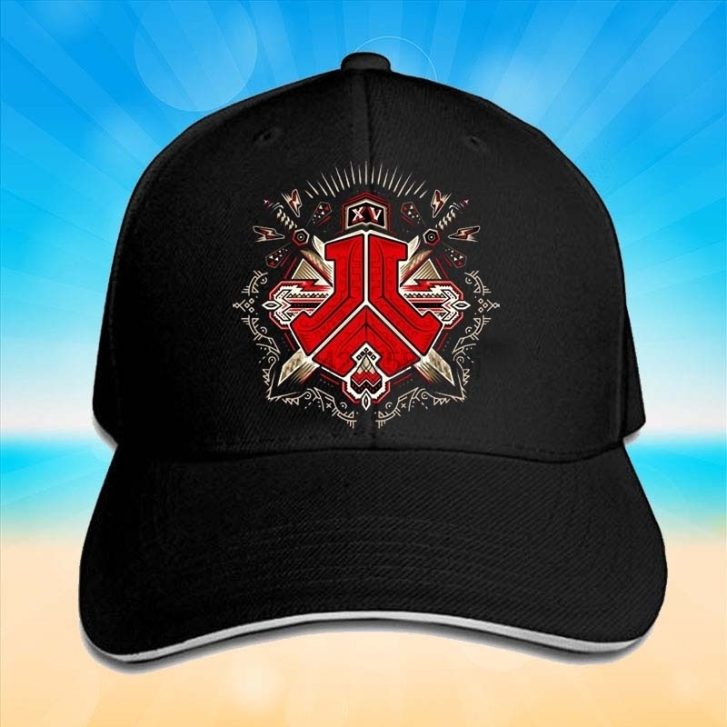 Cap Fashion Sports-Cap Defqon.1-Print Baseball-Cap Headgear Outdoors Unisex