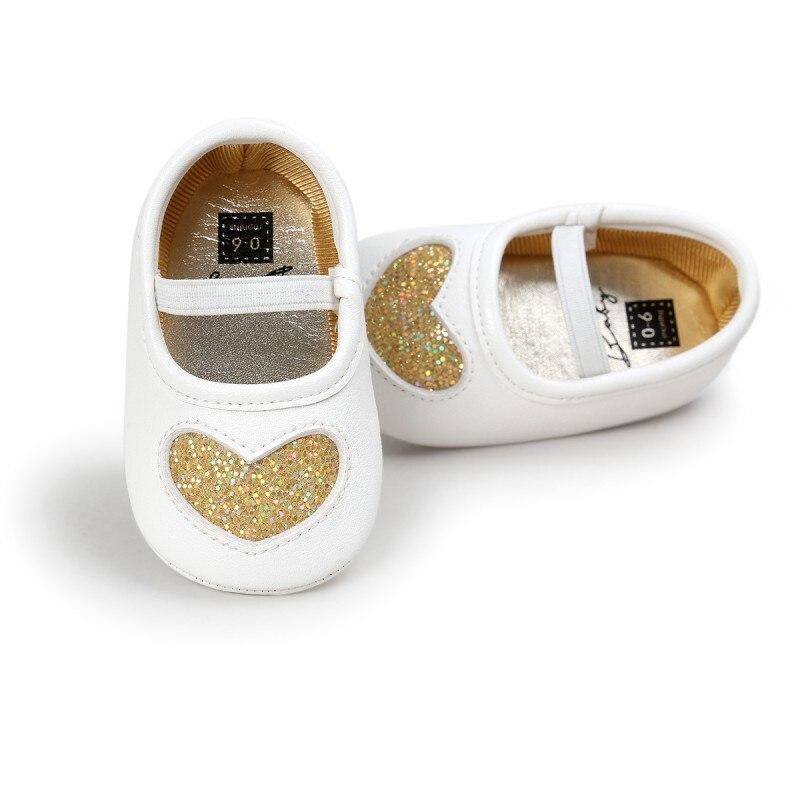 2017 herfst lente mode schoenen nieuwe mooie pu zachte bodem baby - Baby schoentjes - Foto 6