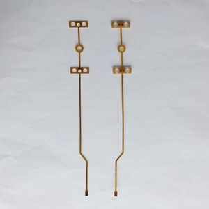 Image 1 - 1pc שמשה קדמית כיסוי LED שטוח כבל LCD חיבור כבל עבור המנון IFS 15M סיבי כבלר