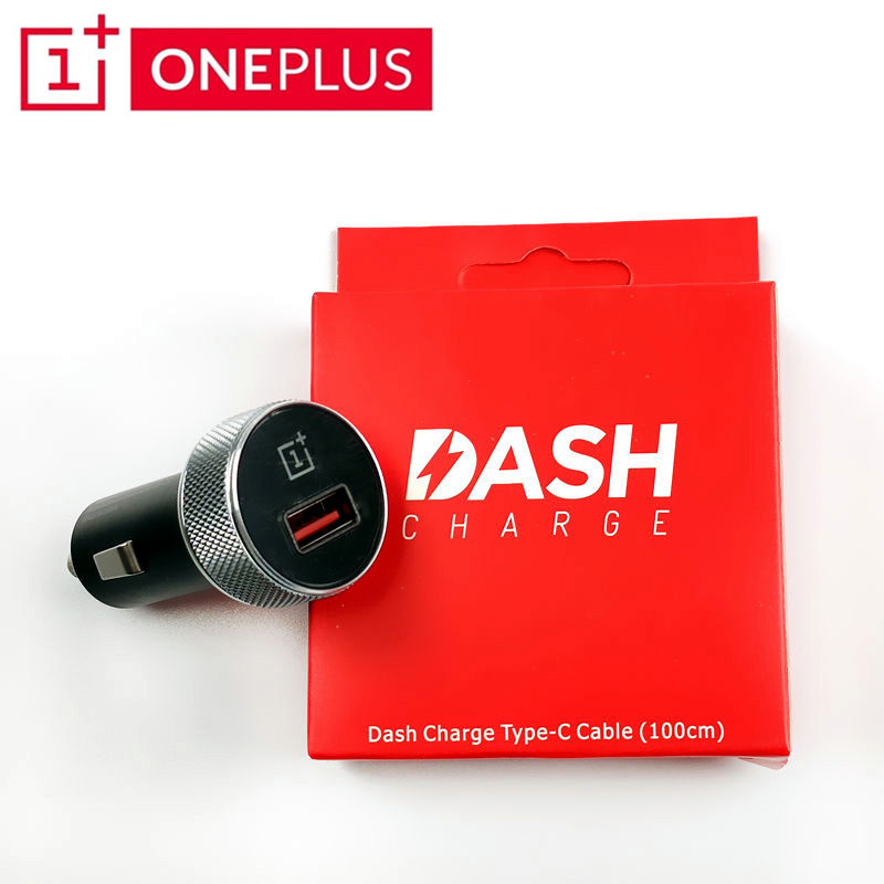 Oneplus Car-Charger Mobile-Phone Dash Type-C-Cable Original Usb For 6t 100cm Red 7 6-5t-5