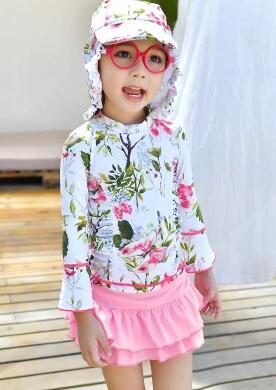 2018 child 100 asc 5 plus size bathing suit hot orange new swimming suit for women swimwear xxl One-Piece Suits plus size