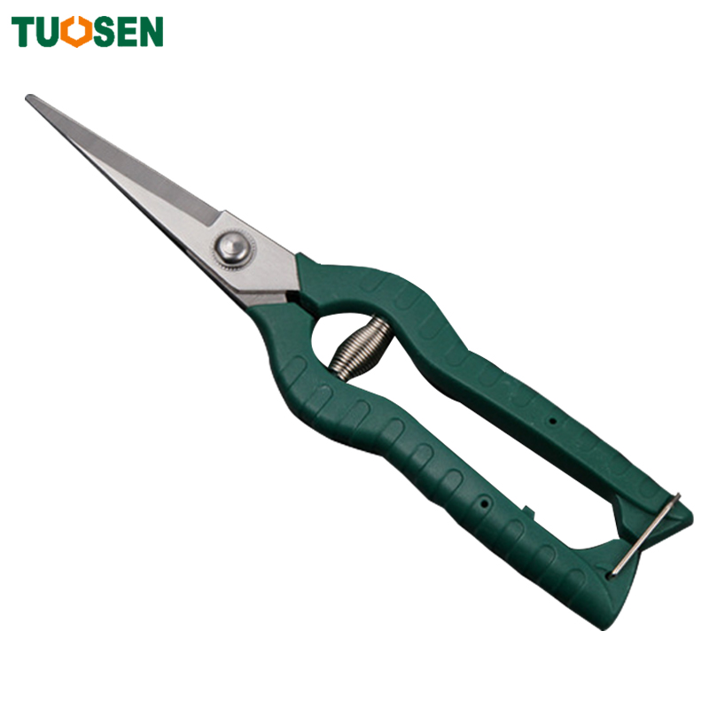 1piece gardening pruning scissors garden pruner secateurs for Big scissors for gardening
