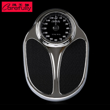 New 160kg 200kg Luxury Large Size Mechanical Scale Bathroom Weight Body Five-star Hotel Gym Home Spring Floor