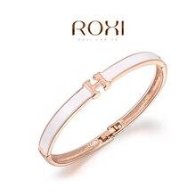 ROXI Bracelets & Bangles Bangle Fine Jewelry 18K Gold Filled For Women Bracelet Love Bracciali Donna Anchor(China (Mainland))