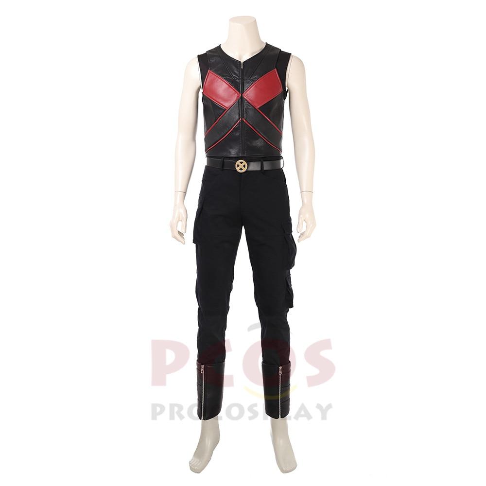 X-Men Deadpool 2 Colossus Peter Rasputin Cosplay Costume
