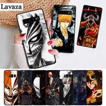 Lavaza bleach ichigo hollow Mask Top Silicone Case for Samsung S6 Edge S7 S8 Plus S9 S10 S10e Note 8 9 10 M10 M20 M30 M40