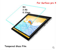 Ultra Thin HD Clear 0 26mm 2 5D Premium Tempered Glass Screen Protector For Microosoft Surface