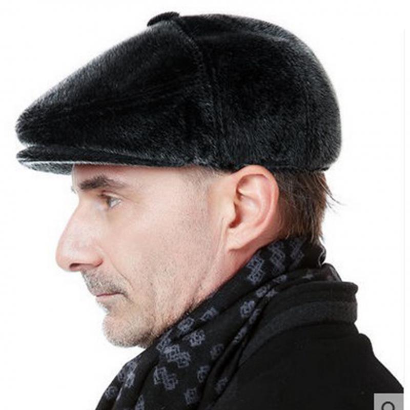 Unisex Heritage Cap: Fashion Unisex Winter Traditions Warm Hat Casual Cap