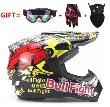 New mens casco capacete motorcycle helmet dirt bike atv motocross helmet off road racing moto helmet S M L XL стоимость