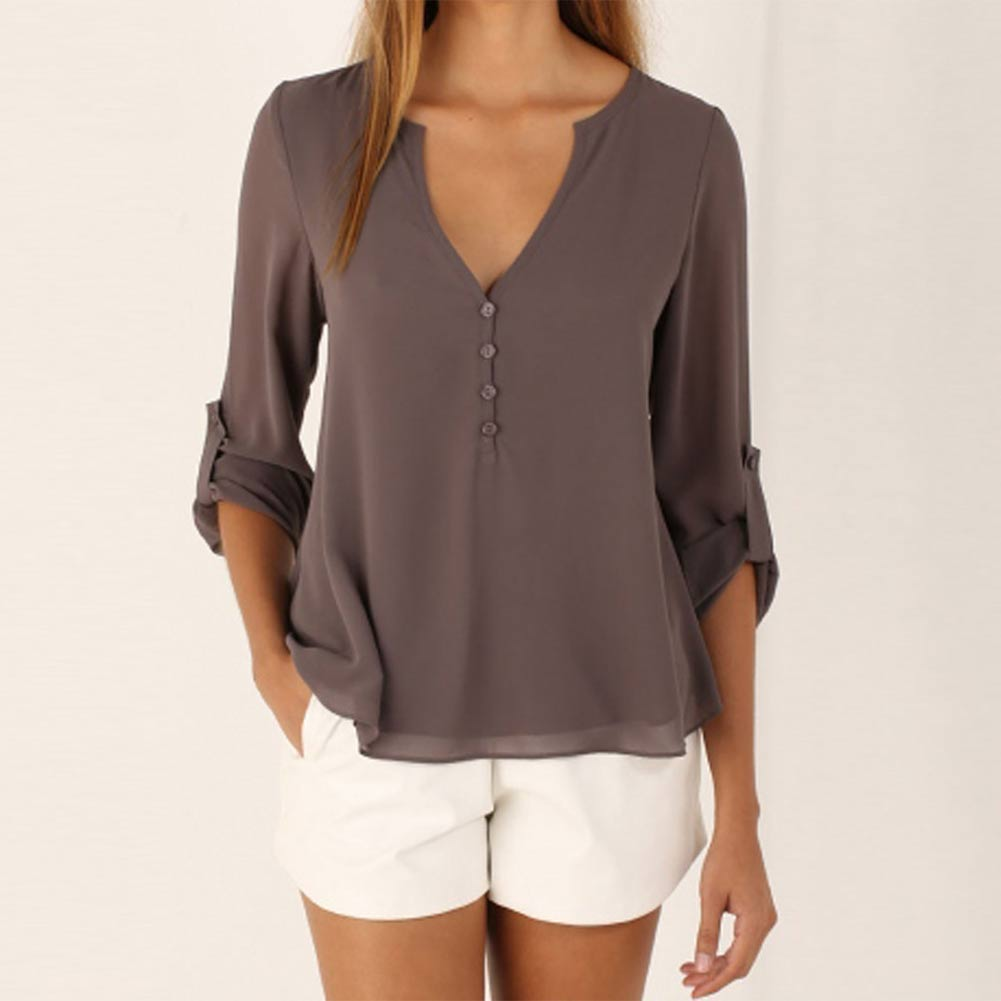 Popular Burgundy Blouses-Buy Cheap Burgundy Blouses lots from ...